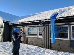 Snowfall 530 Snømåke for tak