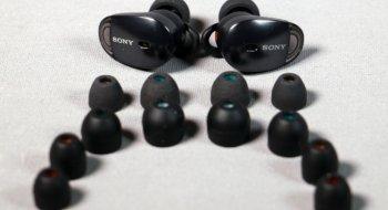 Test: Sony WF-1000X