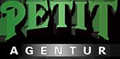 Petit-agentur.no logo
