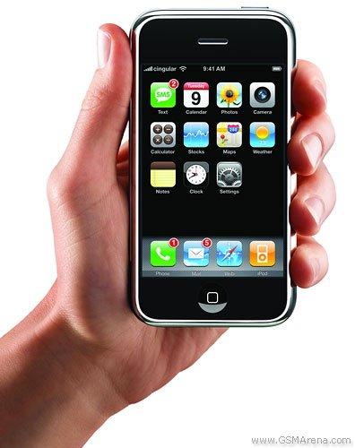 Apple iPhone 8 GB (2007)