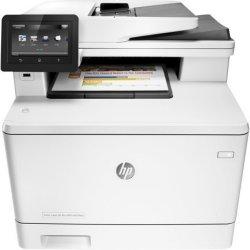 HP LaserJet Pro MFP M477fdw