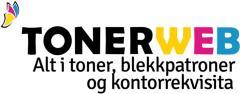 Tonerweb.no logo