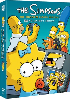 Simpsons Sesong 8
