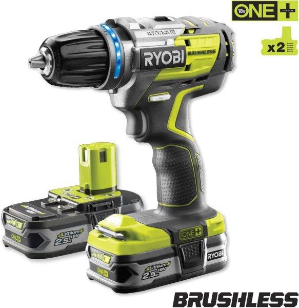 Ryobi One+ R18DDBL-225S (2x2,5Ah)