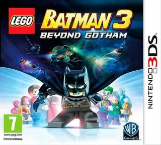 LEGO Batman 3: Beyond Gotham til 3DS