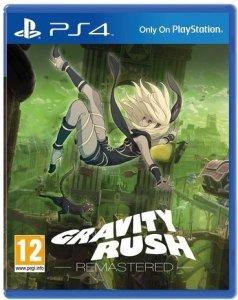 Gravity Rush Remastered til Playstation 4