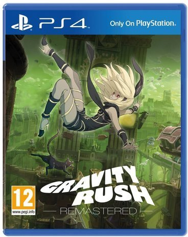 Gravity Rush Remastered til Playstation 4