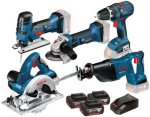 Bosch Tool Kit 18V (0615990G8E)