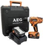 AEG BS 18G2 LI-152C (2x1,5Ah)