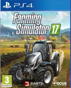 Farming Simulator 17 til Playstation 4