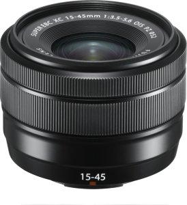 Fujifilm XC 15-45mm f/3.5-5.6 OIS PZ