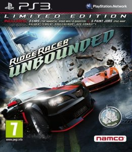 Ridge Racer Unbounded til PlayStation 3
