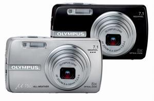 Olympus µ 750