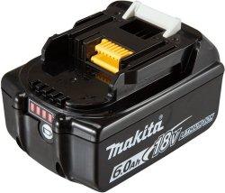 Makita BL1860 18V 6,0 Ah batteri