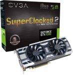 EVGA GeForce GTX 1080 SC2 Gaming 8GB