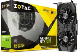 Zotac GeForce GTX 1070 AMP! Core Edition 8GB