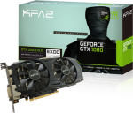 KFA2 GeForce GTX 1060 EX OC 6GB