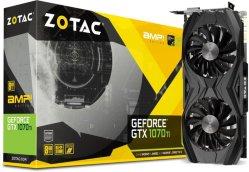 Zotac GeForce GTX 1070 Ti AMP! 8GB