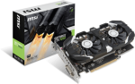 MSI GeForce GTX 1050 2GT OCV1