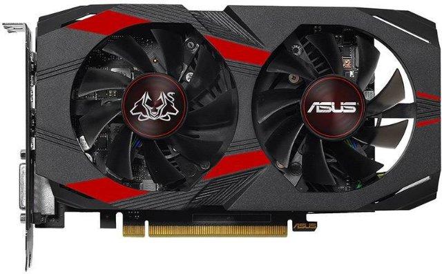 Asus Cerberus GeForce GTX 1050 OC Edition 2GB