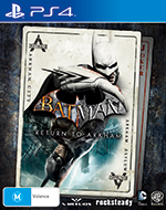Batman: Return to Arkham til Playstation 4