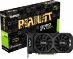 Palit GeForce GTX 1050 Ti 4GB Dual OC