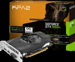 KFA2 GeForce GTX 1050 TI OC 4GB