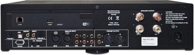 Electrocompaniet ECI 6DX