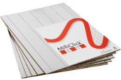 Nexans Milliclick Plate 8x590x790mm