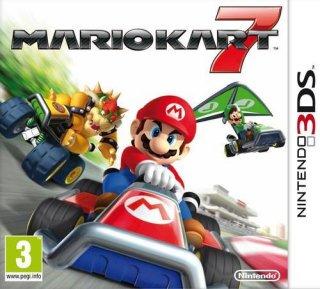 Mario Kart 7 til 3DS