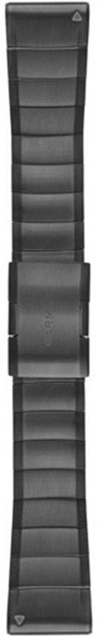 Garmin Fenix 5 X Klokkereim (Rustfritt stål)
