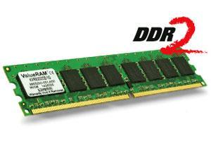 Kingston ValueRAM DDR2-400 ECC/REG X4 2GB