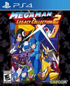 Mega Man Legacy Collection 2 til Playstation 4