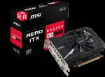 MSI Radeon RX 550 Aero OC 2GB