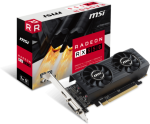 MSI Radeon RX 550 2GT LP OC 2GB