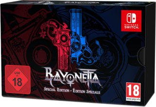 Bayonetta 2 Special Edition til Switch