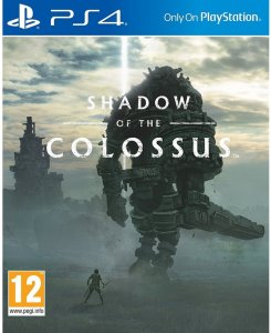Shadow of Colussus til Playstation 4