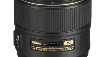 Test: Nikon AF-S Nikkor 105mm f/1.4E ED