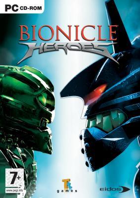 Bionicle Heroes til PC