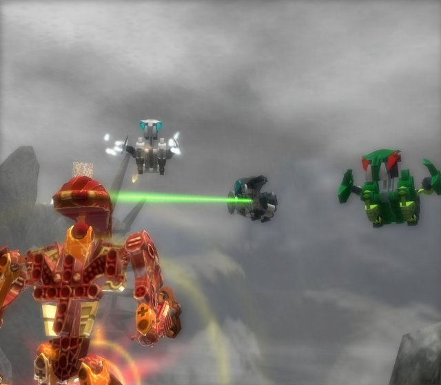 Bionicle Heroes til PC