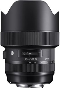 Sigma 14-24mm f/2.8 DG HSM Art for Nikon