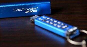 Test: Kingston Keypad USB3.0 16GB