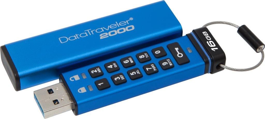 Kingston Keypad USB3.0 16GB