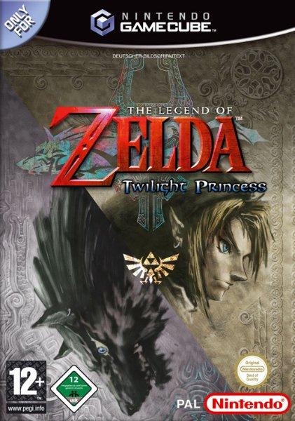 The Legend of Zelda: Twilight Princess til GameCube