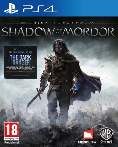 Middle-earth: Shadow of Mordor til Playstation 4