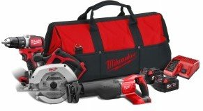Milwaukee M18 BLPP3A-502B