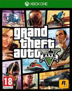 Grand Theft Auto V til Xbox One