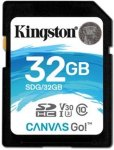 Kingston SDXC Canvas Go! SDG/64GB
