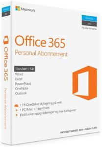 Office 365 Personal (Norsk)