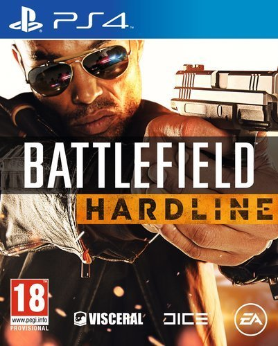 Battlefield Hardline til Playstation 4